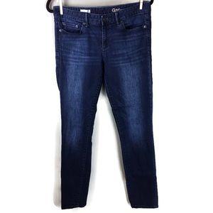 Gap 'Always Skinny' 30 Long Skinny Jeans